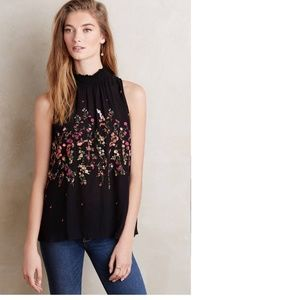 Anthropologie Sotra Tank NWT
